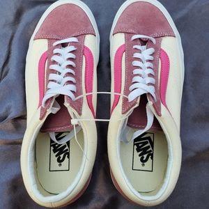 Vans Old Skool Colorblock Skate Shoes Womens